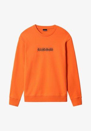 B-BOX CREW - Sweater - orangeade