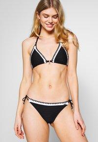 Banana Moon - BLUCOSTORA SET - Bikini - noir aldridge - 0