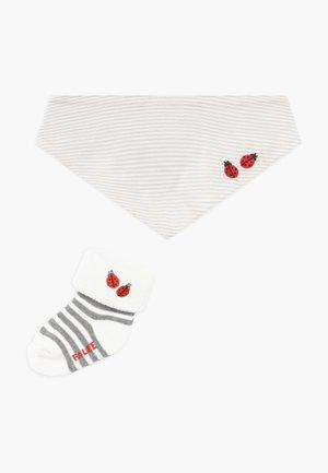 LADYBUG GIFTSET BABY - Sokken - offwhite