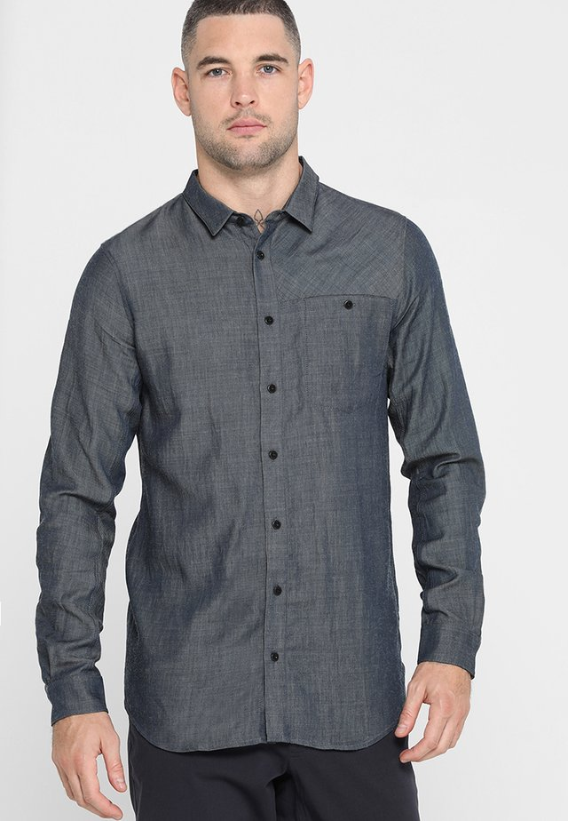 M'S OUT AND ABOUT  - Camisa - blue illusion