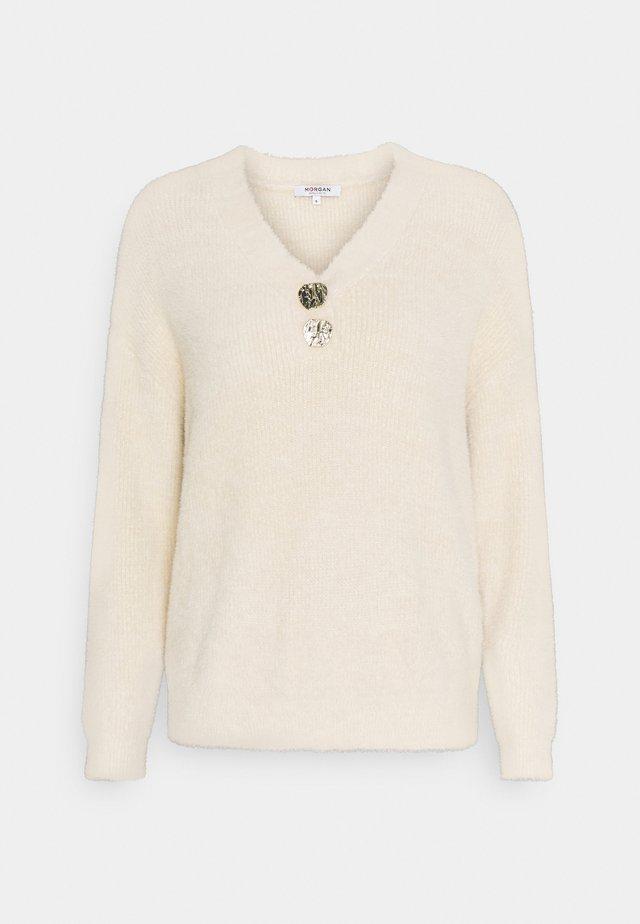 Pullover - vanille type