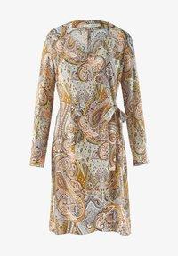 Alba Moda - Day dress - camel beige schwarz - 5