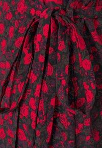 Faithfull the brand - SUMAIA WRAP MIDI DRESS - Maxi šaty - uma - 7