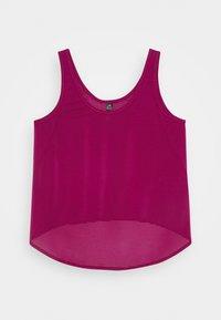 adidas Performance - COMMUTER TANK - Camiseta de deporte - berry/purple - 0