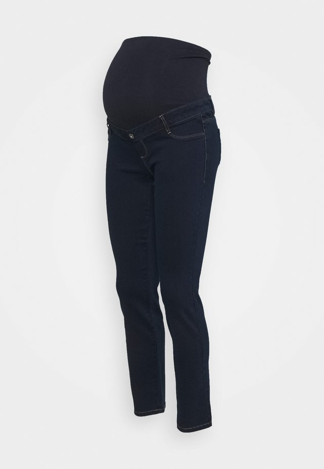 OVERBUMP ELLIS  - Slim fit jeans - indigo