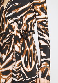 Diane von Furstenberg - TILLY - Day dress - multi-coloured/black/camel - 5