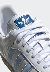 adidas Originals - SAMBA OG SHOES - Sneakers - white - 7