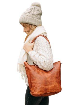 Handväska - brown
