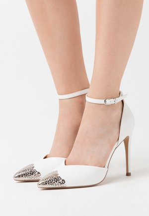 JADA - Zapatos altos - white