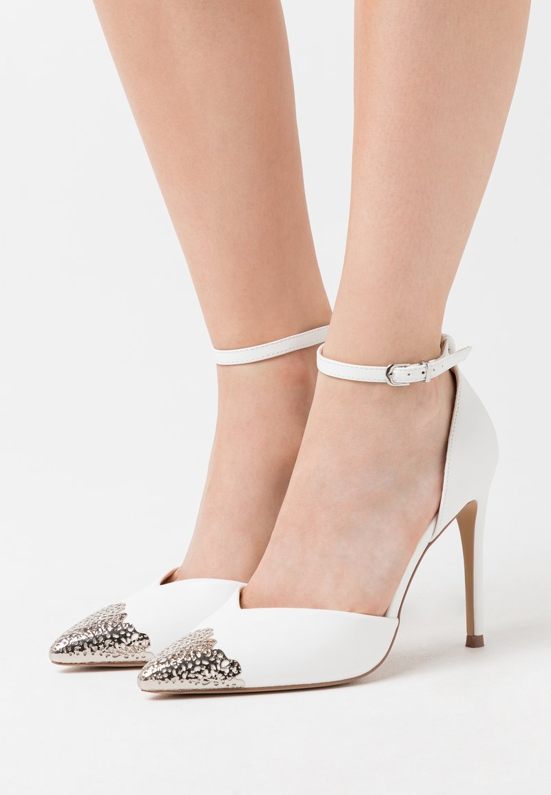 Lulipa London - JADA - High heels - white