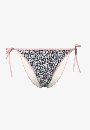 DITSY FLORAL CLASSIC - Bikiniunderdel - blue