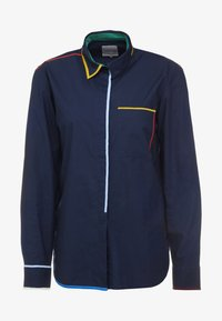 Paul Smith - Button-down blouse - navy - 5