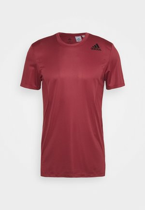 HEAT.RDY TRAINING SLIM SHORT SLEEVE TEE - T-shirt imprimé - legend red