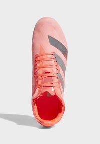 adidas Performance - ADIZERO AVANTI SPIKES - Spikes - pink - 1