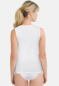 ODLO - PERFORMANCE X-LIGHT - Maglietta intima - white - 2