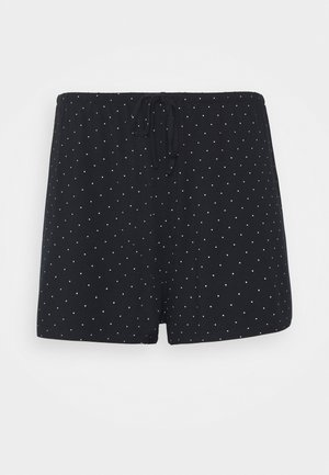 NIGHT SHORTS - Pyjama bottoms - dark blue