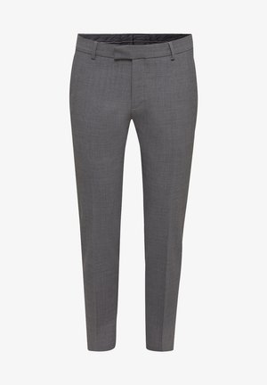 ACTIVE - Suit trousers - dark grey