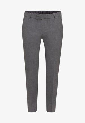 ACTIVE - Oblekové kalhoty - dark grey