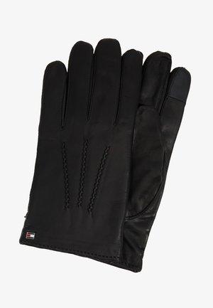 FLAG GLOVES - Handsker - black
