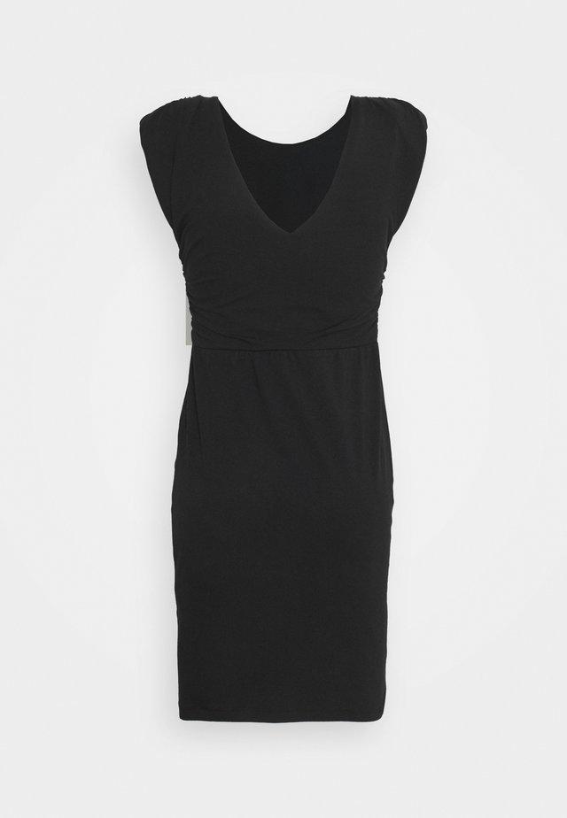 JOELLE DRESS - Vestido ligero - schwarz