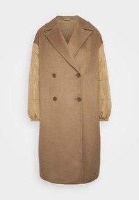 BROMLEY - Zimní kabát - classic camel