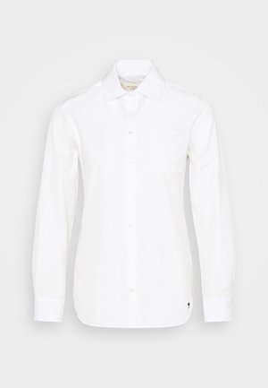 ERSILIA - Button-down blouse - weiss