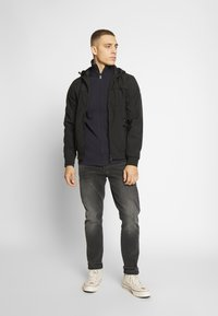Cars Jeans - RICKS - Summer jacket - black - 1