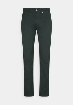VICIOUS PANT LAMAR - Trousers - dark teal rinsed