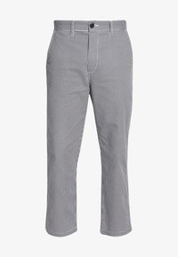 Obey Clothing - HARDWORK PANT - Chino kalhoty - white multi - 4