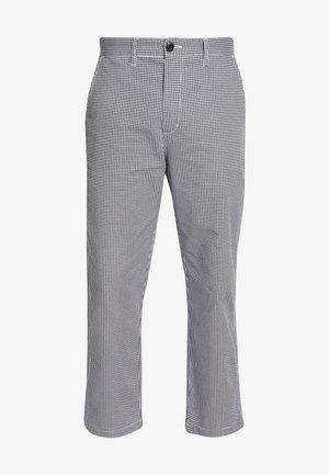 HARDWORK PANT - Chinos - white multi