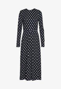 LK Bennett - MARIA - Jumper dress - midnight/ antique cream - 7
