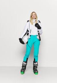Dynafit - TOURING - Spodnie narciarskie - silvretta - 1