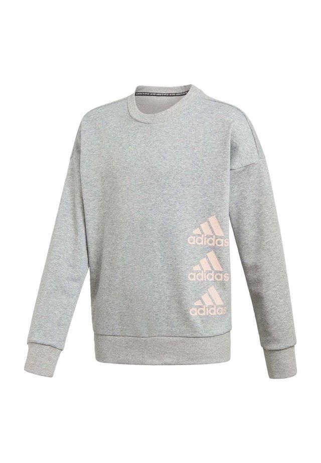 MUST HAVES CREW SWEATSHIRT - Sweatshirt - grey