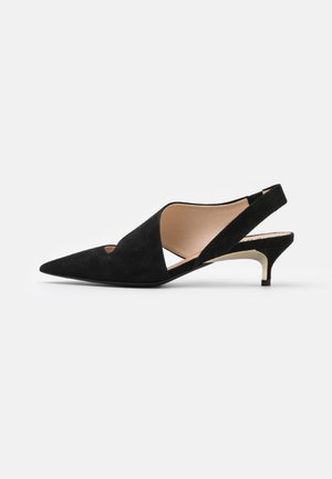 CODESLINGBACK - Klassiske pumps - nero