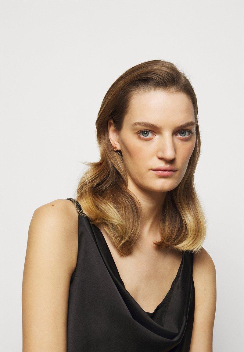 Lauren Ralph Lauren - HESTER STUD  - Earrings - glold-coloured/rose