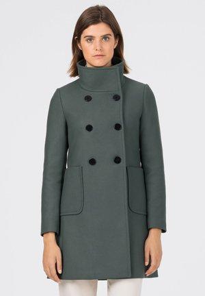 Short coat - eukalyptus