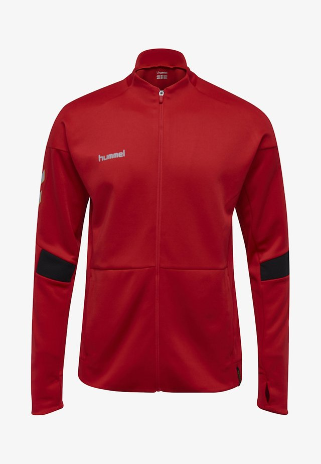 TECH MOVE KIDS POLY ZIP - Training jacket - red