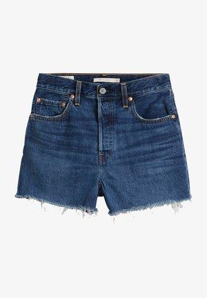 RIBCAGE  - Denim shorts - noe five short