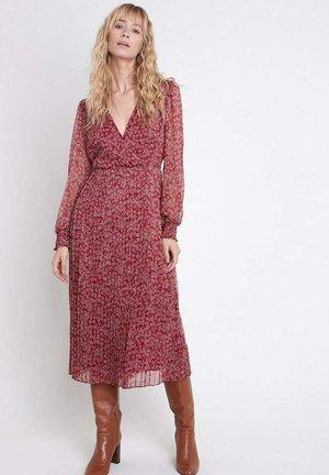 Maxi dress - rouge foncé