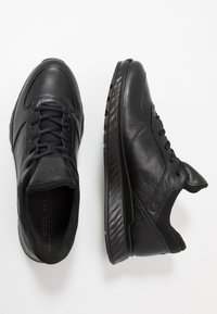 ECCO - EXOSTRIDE - Walking trainers - black - 1