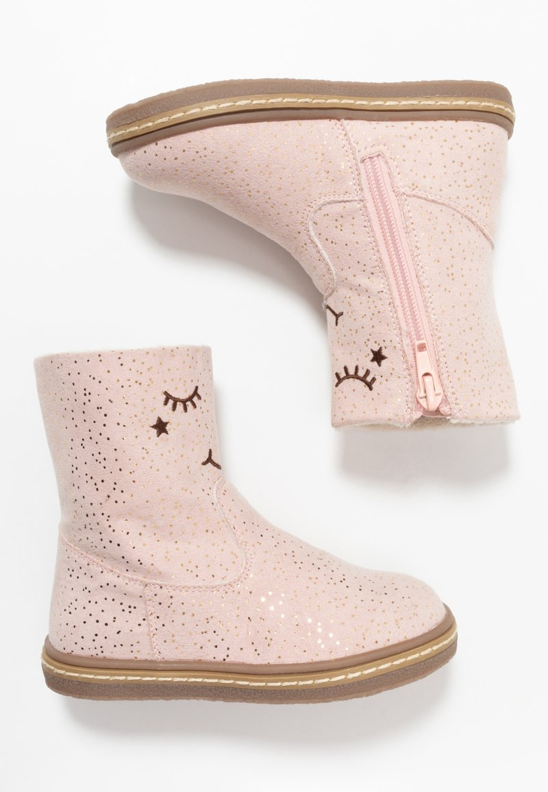 Friboo - Korte laarzen - light pink