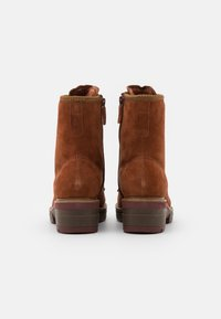 Tamaris Pure Relax - BOOTS  - Platform ankle boots - rust - 3
