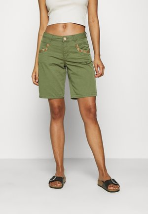 DECOR - Shorts - oil green