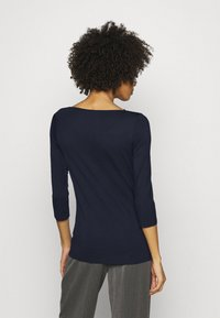 Tommy Hilfiger - BOAT NECK TEE 3/4 - Maglietta a manica lunga - blue - 2
