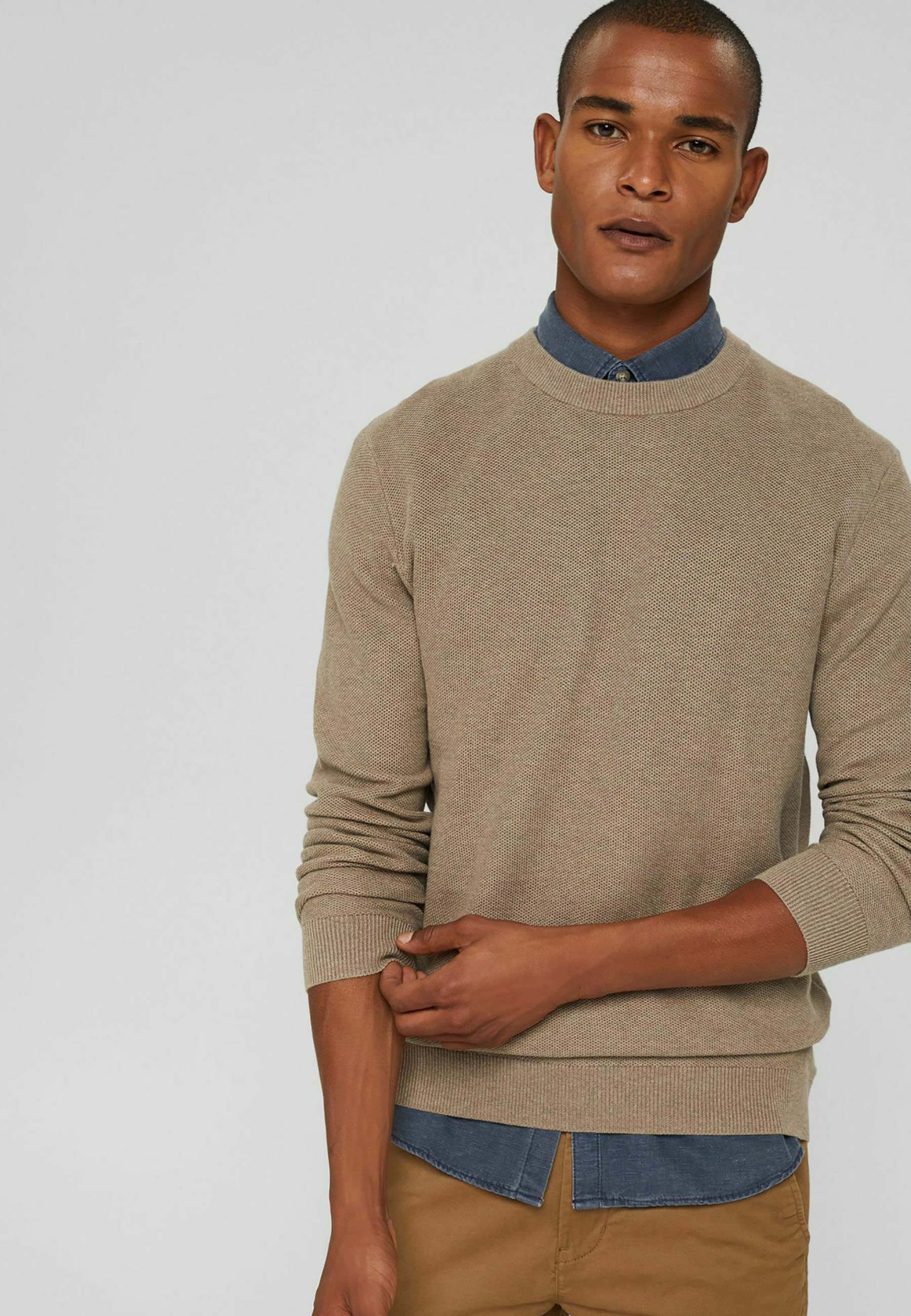 Homme Pullover - beige