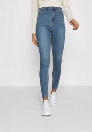 SINNER  - Skinny džíny - blue