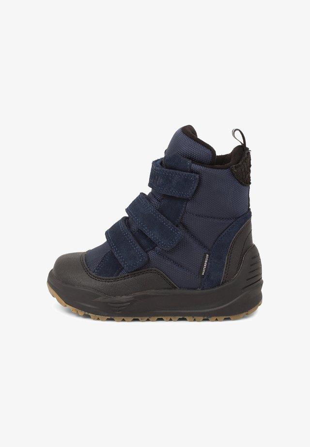 ADRIAN - Winter boots - blau