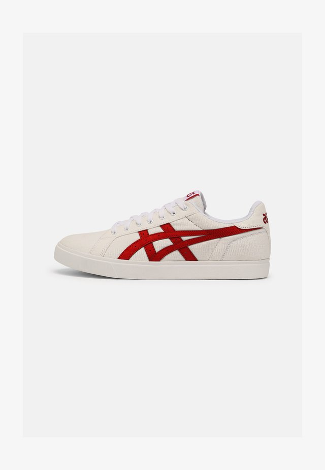 CLASSIC UNISEX - Baskets basses - white/classic red