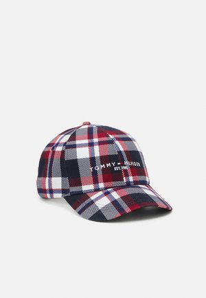 ESTABLISHED UNISEX - Cap - red/navy