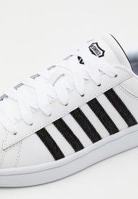 K-SWISS - COURT WINSTON - Sneakers laag - dark denim - 5